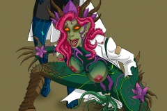 MasterShake's Commission - Original Character