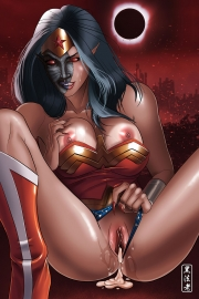 Eclipsed Wonder Woman
