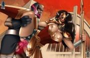 Darkseids Fury