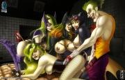 Joker's Little Party