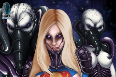 Blighted Supergirl
